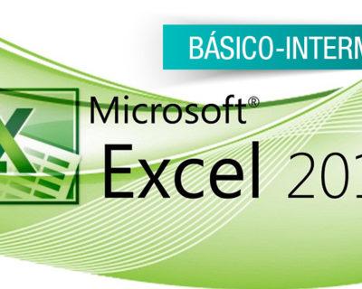 Excel 2010 básico – intermedio