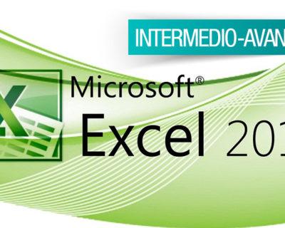Excel 2010 intermedio – avanzado