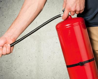 Prevención de incendios. Plan de evacuación y emergencias